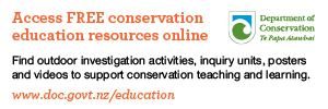 Conservation Education Aug 2016