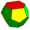 Space filling tetrakaidecahedron