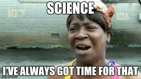 Image result for science teacher meme